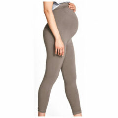 Röhnisch - Women's Maternity Seamless Tights - Legging maat XS/S, turkoois/blauw/rood/zwart/grijs/zwart/blauw/zwart/zwart/zwart/bl