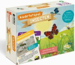 Massamarkt Kinderboeken Icob Insecten - Insectenboek en kwartetspel insecten