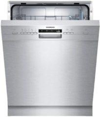 Unterbau-Geschirrspüler SN435S00AE inkl. Sockelblech Siemens Edelstahl