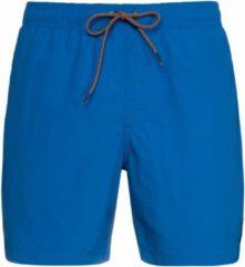 Blauwe Protest FAST Heren Zwemshort - True Blue - Maat L