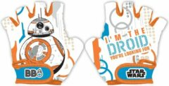 Disney Fietshandschoenen Star Wars Bb8 Junior Oranje Maat S