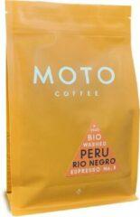 Moto Coffee Peru Koffiebonen - 350 gram - biologisch