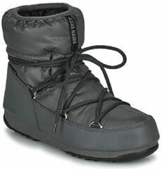 Grijze Snowboots Moon Boot MOON BOOT LOW NYLON WP 2