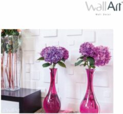 Witte WallArt VidaXL 3D Wandpanelen Squares 12 stuks GA-WA09 VDXL 412823