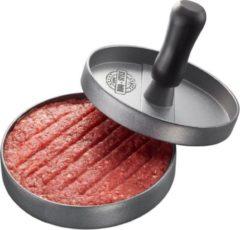 GEFU Hamburgerpers BBQ - aluminium - grijs