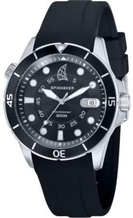 Afbeelding van Spinnaker Helium SP-5005-01 Heren Horloge
