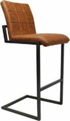 Bruine Vince Design Barkruk Rocco