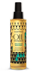 Matrix - Oil Wonders Controlling Oil Amazonian murumuru Natural oil for hair neppodajné - 150ml