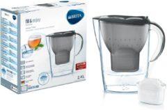 Grijze BRITA Maxtra+ Marella Cool Water Filter Jug - Graphite