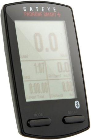 Afbeelding van Fietscomputer - Draadloos Bluetooth - Padrone Smart+ CC-SC100B - Zwart - CatEye