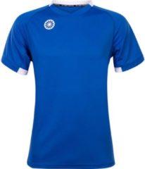 The Indian Maharadja Indian Maharadja Tech Jongens Shirt - Shirts - blauw kobalt - 164