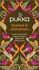 Pukka Org. Teas Licorice & Cinnamon Thee (20st)