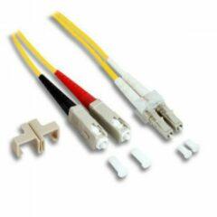 EFB Elektronik O0360.5 Glasvezel Aansluitkabel [1x LC-stekker - 1x SC-stekker] 9/125 µ Singlemode OS2 5.00 m