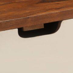 VidaXL Schrijftafel 110x50x90 cm massief acaciahout