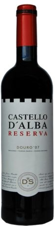 Afbeelding van Castello D'Alba Tinto Reserva, 2018, Douro Vallei, Portugal, Rode Wijn