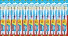 Colgate Tandenborstel Extra Clean Duo Voordeelverpakking 12x2stuk