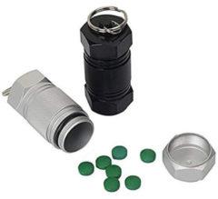 IPRee® Aluminum Alloy Mini EDC Pill Seal Storage Tank First Aid Pill Bottle Outdoor Waterproof Box