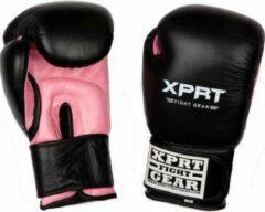 XPRT Fight Gear Zwart Roze Bokshandschoenen XPRT 6 oz