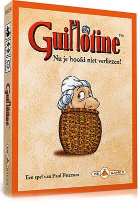 Afbeelding van Oranje PS Games Guillotine kaartspel