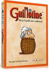 Oranje PS Games Guillotine kaartspel