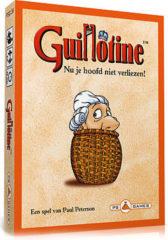 Oranje PS Games Guillotine kaartspel