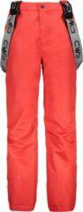 Campagnolo Salopette Wintersportbroek - Maat 164 - Unisex - rood