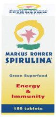 Farmatutto partners Spirulina Marcus Rohrer Integratore Alimentare 180 Compresse