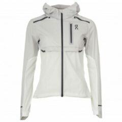 On - Women's Weather Jacket - Hardloopjack maat XS, grijs