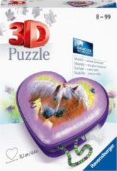Ravensburger Spieleverlag Ravensburger Hartendoosje Paarden - 3D Puzzel - 54 stukjes