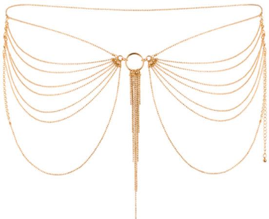 Afbeelding van Bijoux Indiscrets Magnifique Heupketting - Goud