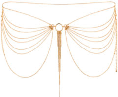 Bijoux Indiscrets Magnifique Taille Sieraad - Goud
