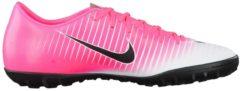 Rosa Fußballschuhe MercurialX Victory VI TF 831968-888 Nike Racer Pink/Black-White