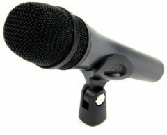 Antraciet-grijze Sennheiser e 845 Microfoon voor podiumpresentaties Zwart, Grijs