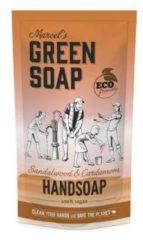 Marcel's Green Soap Marcel's groen Soap Handzeep Sandelhout&Kardemon Navul Stazak 500 ml