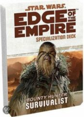 Star Wars Edge of The Empire Survival Spec.Deck - Kaartspel