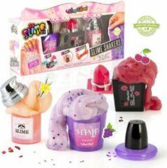 Canal toys SLIME'GLAM DIY Geurende slijmkit om zelf te maken - SSC 089 - Veel van 3 make-upschudders