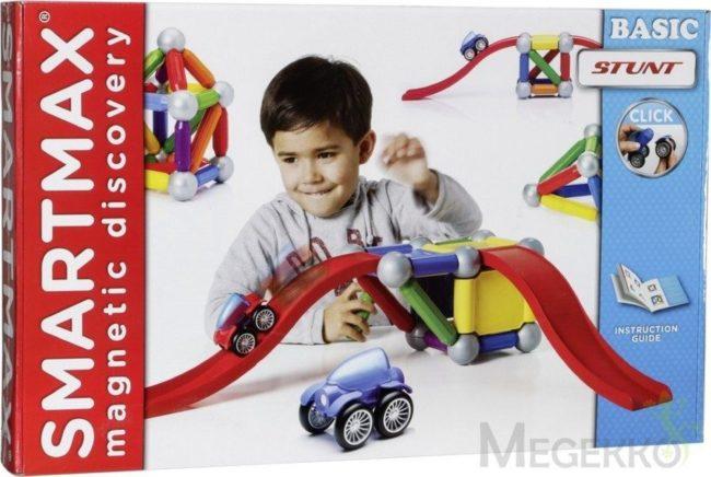 Afbeelding van Smartmax constructie speelgoed BASIC Stunt