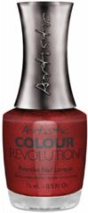 Donkerrode Artistic Nail Design Artisic Nail Design Colour Revolution 'Sinful'