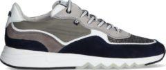 Grijze Floris van Bommel Floris van Bommel Sneaker Floris Sport Grey Textile 16392/03