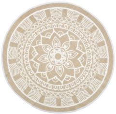 Marcel Remus Teppich mit Mandala-Motiv