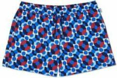Happy Socks Zwemshort OPD116-6500 - Meerkleurig Fire Heren - L