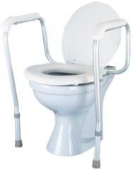 Toilettensicherheitsgeländer RFM® Rehaforum weiß