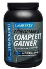Lamberts Weight gainer strawberry whey proteine 1816 Gram