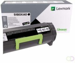 Lexmark 51B0XA0 20000pagina's Zwart toners & lasercartridge