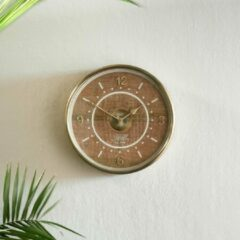 Oranje Riviera Maison Rivièra Maison Chelsea Wall Clock