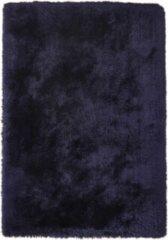 Cosy Shaggy Superzacht Vloerkleed Paars / Blauw Hoogpolig- 200x290 CM