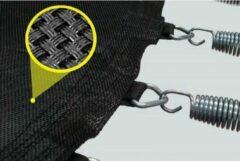 Zwarte ThysToys Springmat voor trampoline 365 cm (72)/18cm