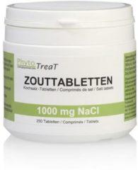 Phytotreat Zouttabletten 1000 mg NACL 250 Tabletten