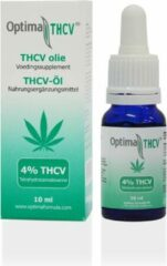 Optima Formula THCV Olie 4% | 100% Zuivere THCV olie | 10ml