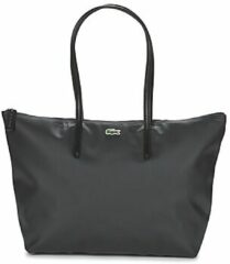Lacoste Ladies Shopping Bag Large black Damestas